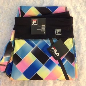 FILA Sport Capris - XL - NEW!